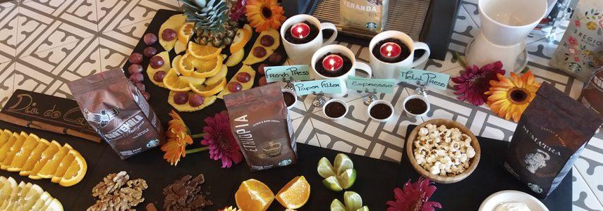 Seminário do Café com a Starbuck's