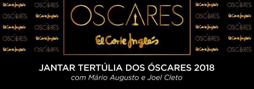 Jantar Tertúlia  dos Óscares 2018