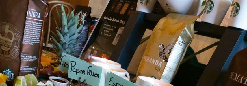 Seminário: Os Cafés Starbucks