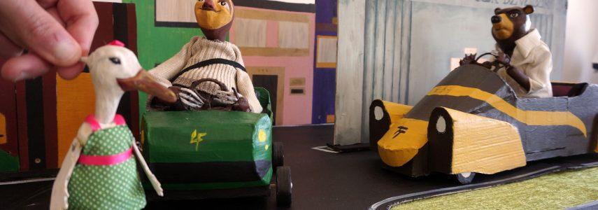 """Espectáculo de Marionetas: """"A Grande Corrida"""""""