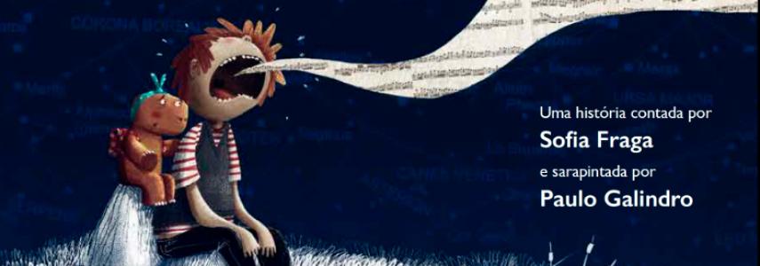 """Apresentação do Livro: """"A Tartaruga Celestre e o menino que chorava música"""""""